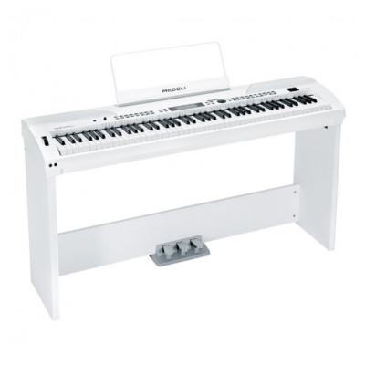 Stand per Pianoforte Digitale Medeli SP4000 e SP4200 Bianco