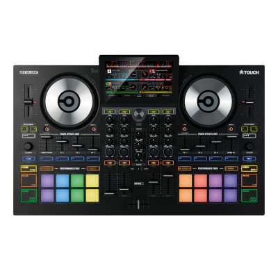 "Reloop Touch 7"" Full Colour Touchscreen Performance Controller"