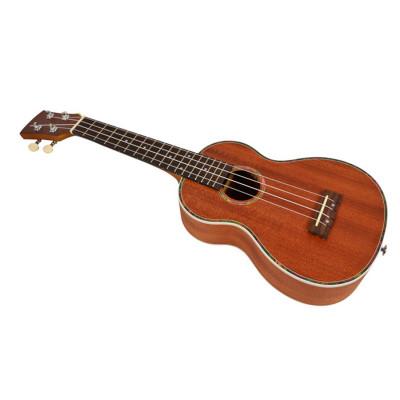 Ukulele Concerto in legno Sapele