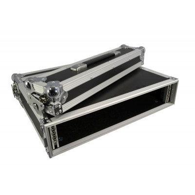Cobra Flight Case Rack 2 Unità 350mm