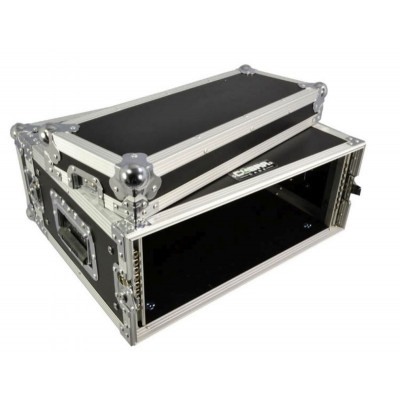 Cobra Flight Case Rack 4 Unità 350mm