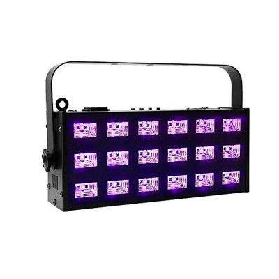 Pannello Led UV Luce di Wood 18 LED x 3 Watt