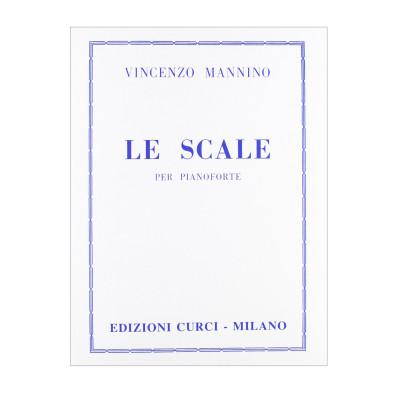 Vincenzo Mannino - Le Scale per Pianoforte