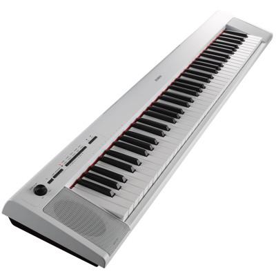 Yamaha NP-32 Piaggero Piano Digitale Bianco