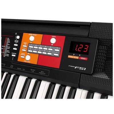 Yamaha PSR-51 F51 Tastiera 61 tasti Portatile
