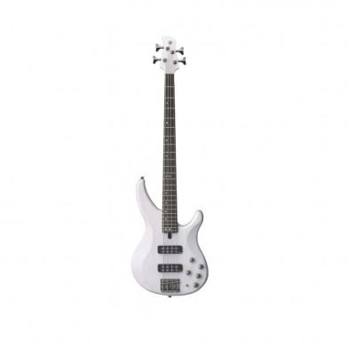 Yamaha TRBX504 White Basso elettrico 4 corde Bianco