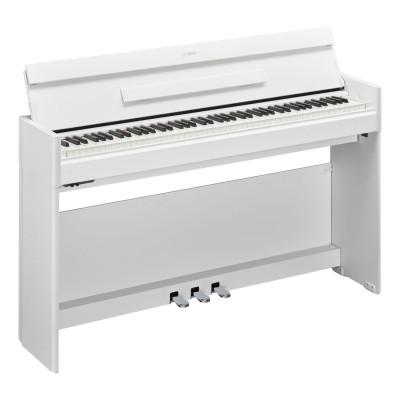 Yamaha Arius YDP-S54 Pianoforte Digitale 88 Tasti Pesati Colore Bianco
