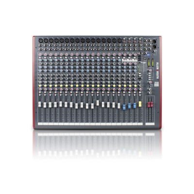 Mixer   Allen & Heat ZED22 Fx