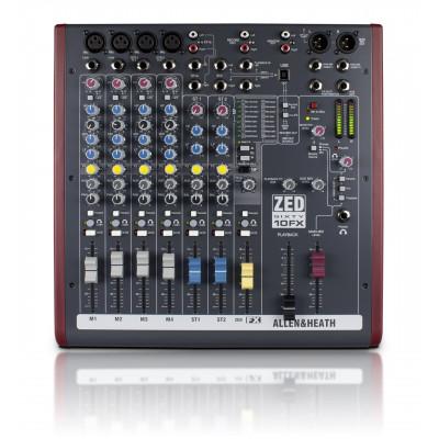 Mixer Allen & Heath ZED 60 10fx