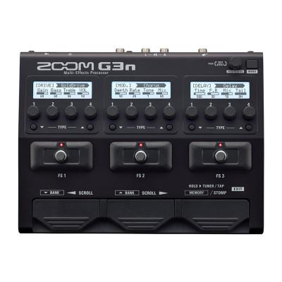 Zoom G3n Pedaliera multieffetto per Chitarra